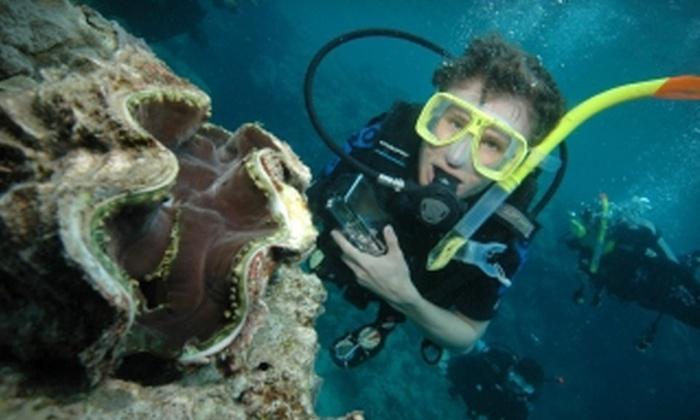 Lancaster Scuba Center - Lancaster: $15 for a Discover Scuba Course ($30 Value) or $220 for an Open-Water-Diver Course ($440 Value) from Lancaster Scuba Center