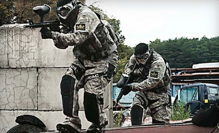Full-Day Paintball Outing for 1 (a $60 value) - Long Live Paintball in Old Bridge