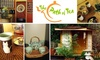 The Path of Tea - Greenway/ Upper Kirby: $5 for $10 Worth of Organic Tea at The Path of Tea