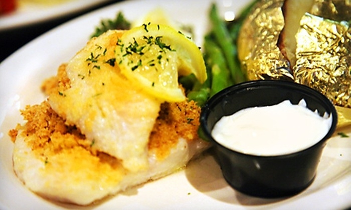 Northworks Bar & Grille - Indian Lake East: $10 for $20 Worth of Casual Fare at Northworks Bar & Grille