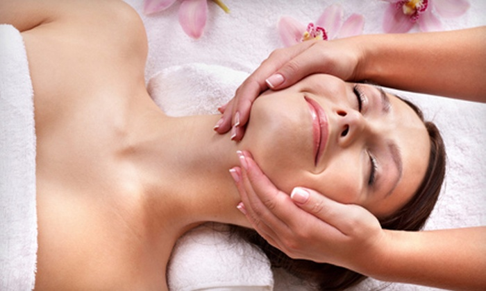 Simple Serenity Spa - Empire Ranch Village: $99 for a Spa Package with a Vitamin-C Firming Facial and Body Wrap at Simple Serenity Spa in El Dorado Hills ($199 Value)
