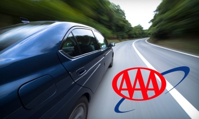 AAA: $26 for a One-Year Basic Primary AAA Membership