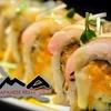 Half Off Sushi at Yama