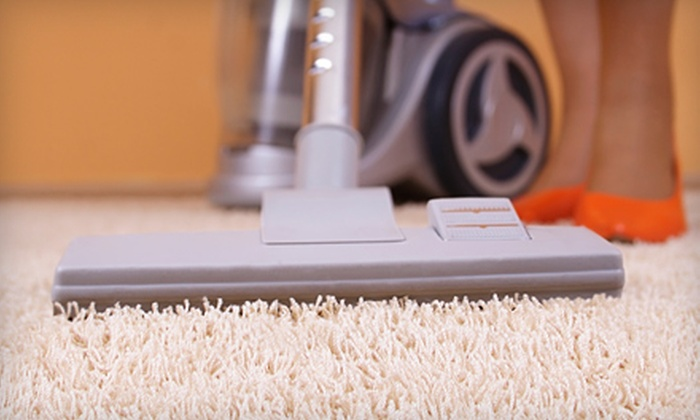 Greenforce Clean Team - Cow Hollow: $42 for Carpet Cleaning in One Room from Greenforce Clean Team