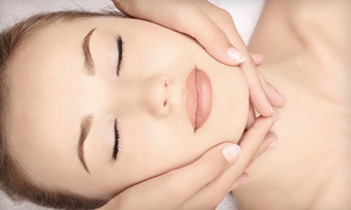 The Ridgefield Salon & Spa - Ridgefield: Slimming Body Wrap or Chinese Herbology Wrap with Mini Facial at The Ridgefield Salon & Spa in Ridgefield (51% Off)
