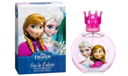 Disney Frozen Eau de Toilette for Girls (3.4 Fl. Oz.)