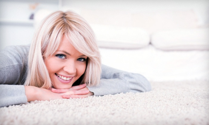 Fresh Service - San Francisco: Carpet Cleaning for Two Rooms, Three Rooms, or an Entire Home from Fresh Service (Up to 77% Off)