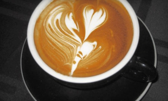 Santa Cruz Coffee Roasting Company - Multiple Locations: $10 for $20 Worth of Locally Roasted Coffee and Café Fare at Santa Cruz Coffee Roasting Company