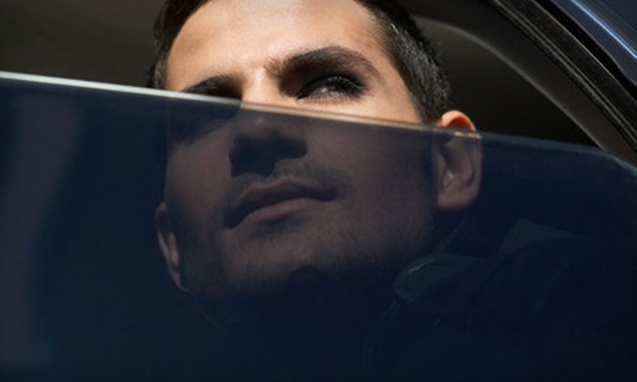Shades of Glass - South of Foothill: $135 for Window-Tinting Package with Rear and Two Side Windows at Shades of Glass in Upland ($270 Value)