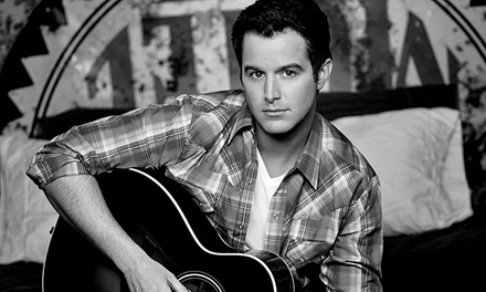 Apr. 11, 2015 at 8 p.m.: Two Tickets to Easton Corbin, General Admission