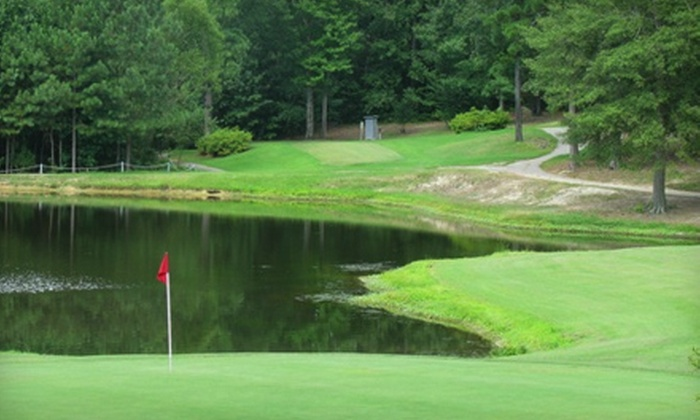 Indian Trail Golf Course - Lexington: $29 for an 18-Hole Round of Golf for Two with Cart Rental and Range Balls at Indian Trail Golf Course in Batesburg (Up to $58 Value)