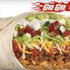 Half Off Fare at Go Go Burrito