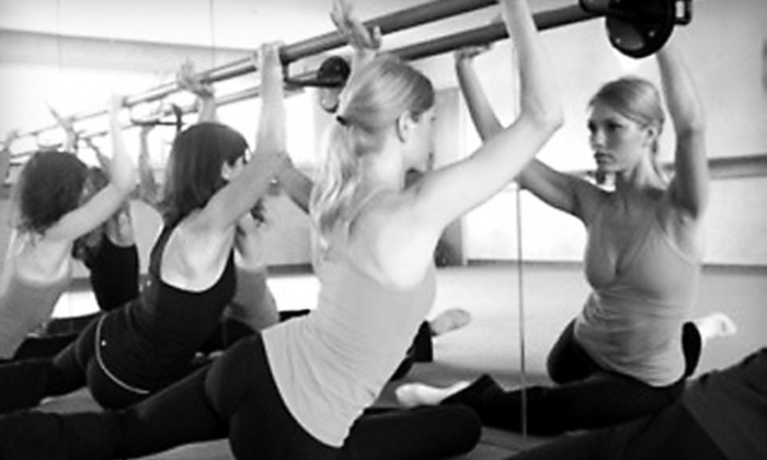 The Bar Method - San Diego: $19 for Two Drop-In Fitness Classes at The Bar Method in Solana Beach ($40 Value)