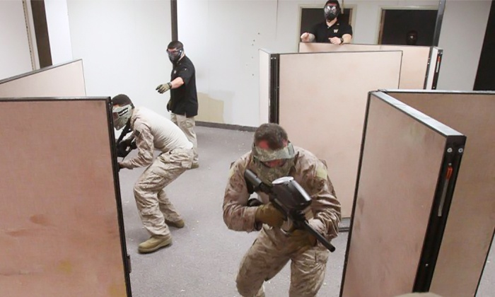 Warfighter Academy - Central Escondido: Three-Hour Tactical-Gunfighting Class for One, Two, or Four at Warfighter Academy (Up to 56% Off)