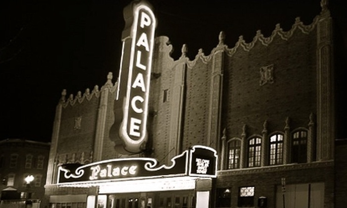 Canton Palace Theatre - Canton: $6 for Two Movie Tickets and Two Popcorns at Canton Palace Theatre (Up to $13 Value)