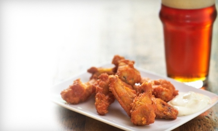 The House - Confederation Park: $12 for $25 Worth of Pub Fare and Drinks at The House