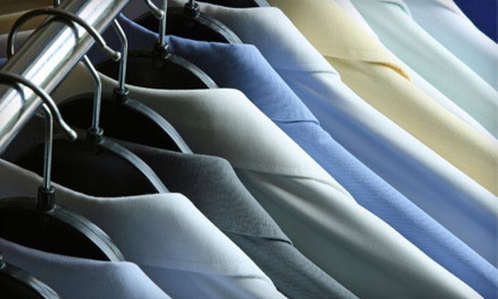 Cave Dwellers Dry Cleaners - Steel Creek: Comforter Cleaning, Wedding-Gown Preservation, or $12 for $25 Worth of Dry Cleaning at Cave Dwellers Dry Cleaners