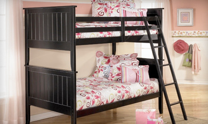Ashley Furniture HomeStore - Multiple Locations: $25 for $100 Worth of Furniture and Home Décor at Ashley Furniture HomeStore
