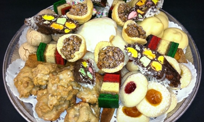 Cookies Fresco - Elmhurst: $7 for $14 Worth of Italian Baked Goods and More at Cookies Fresco in Elmhurst