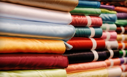 $30 Groupon to All About Fabrics  - All About Fabrics in Williamston