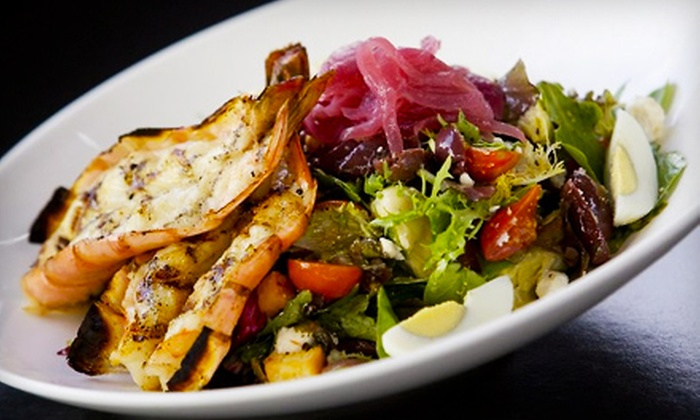 Mozambique Restaurant - Laguna Beach: $25 for $50 Worth of Upscale Steak-House Fare and Drinks at Mozambique Restaurant in Laguna Beach