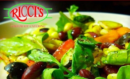 $10 to Ricci's Dining and Catering - Ricci's Dining and Catering in Greenwood