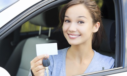 $20 for $45 Worth of Services — Traffic Driving School