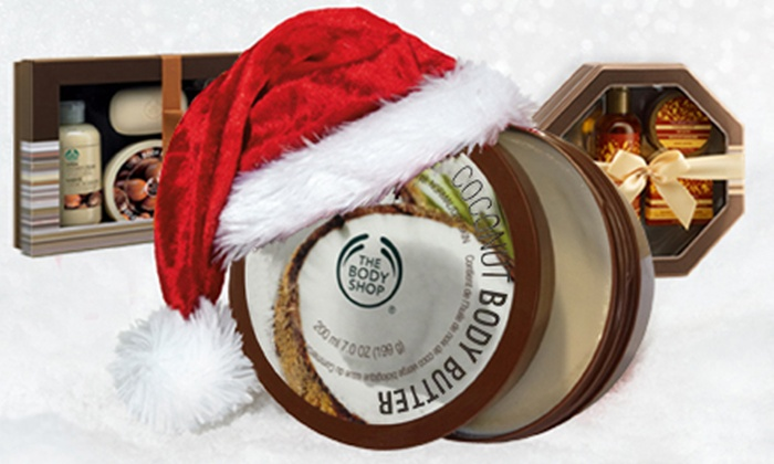 The Body Shop - Seattle: $20 for $40 Worth of Skincare, Bath, and Beauty Products at The Body Shop