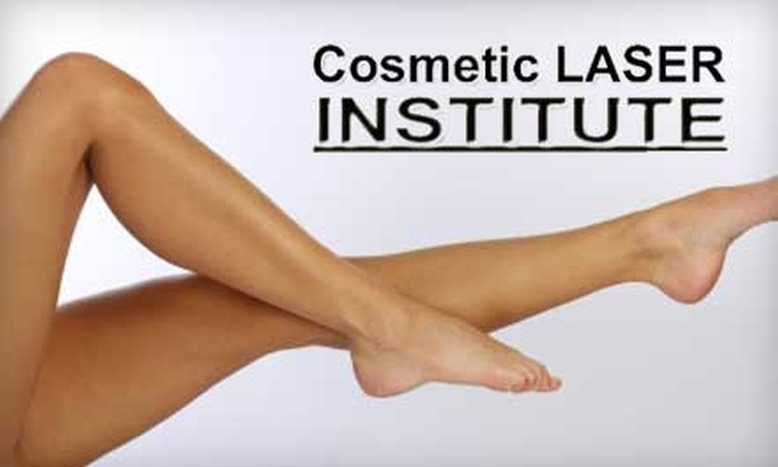 Cosmetic Laser Surgery Institute - Fort Thomas: Two Laser Hair-Removal Treatments at the Cosmetic Laser Surgery Institute in Fort Thomas. Choose from Two Options.