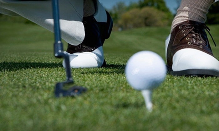 Wallinwood Springs Golf Club - Georgetown: $99 for a Round of Golf, Cart Rental, and Lunch for Four at Wallinwood Springs Golf Club (Up to $210 Value)