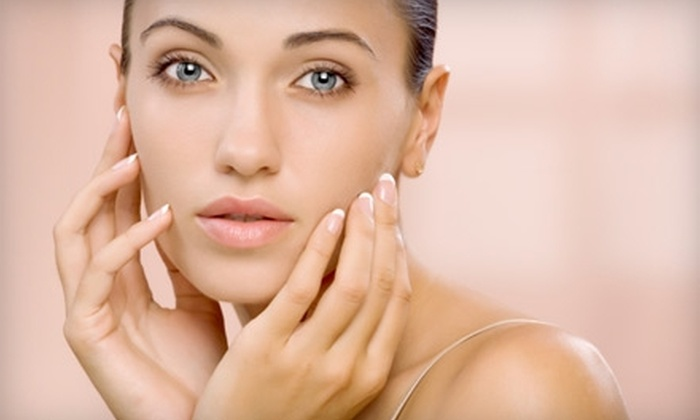 Mezzaluna Day Spa - Westwood: $45 for a One-Hour Custom Facial and Deep-Moisture Hand Treatment at Mezzaluna Day Spa in Westwood ($95 Value)