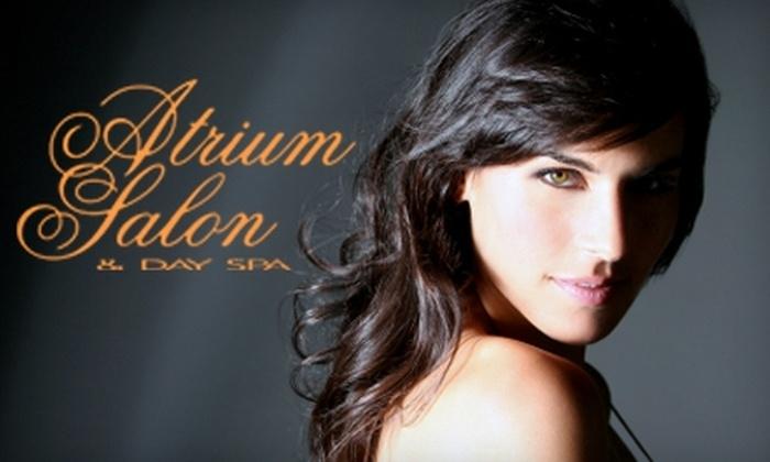 Atrium Salon & Day Spa - Okolona: $50 for $100 Worth of Services at Atrium Salon & Day Spa