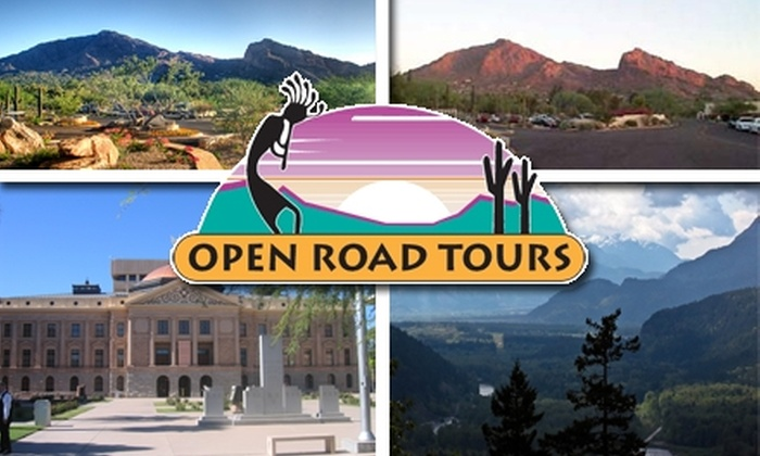 Open Road Tours - Phoenix: $30 Tours of Phoenix and the Valley Area from Open Road Tours