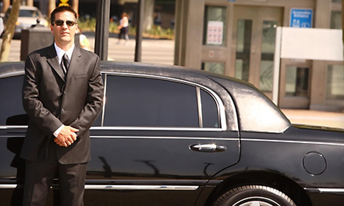 Mellow Ride Limousine - Multiple Locations: One-Way or Round-Trip to LAX or Bob Hope Airport from Mellow Ride Limousine (Up to 54% Off)