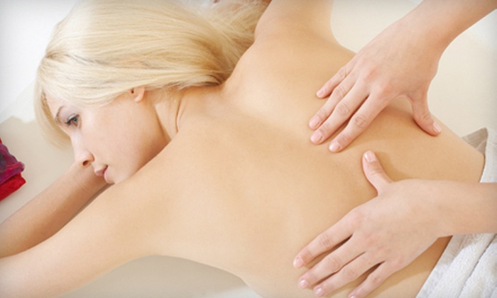 LUX Fitness Spa - Lake Pointe: One-Hour Deep-Tissue Massage (a $120 value)
