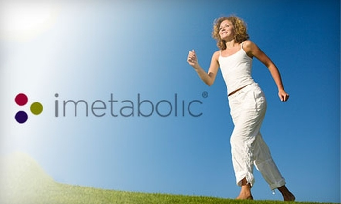 iMetabolic - Reno: $70 for a Four-Week Weight-Loss Program from iMetabolic ($180 Value)