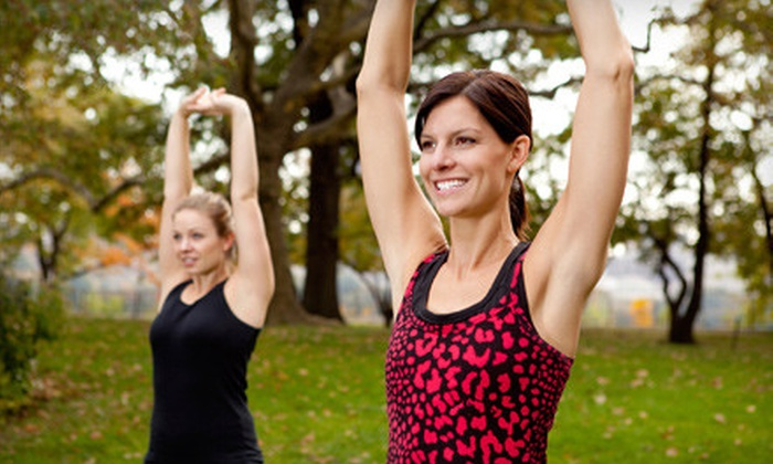 Fit 30 Boot Camp - Multiple Locations: $59 for a New Year's Resolution Program with Five Weeks of Boot Camp and Diet Plan at Fit 30 Boot Camp ($325 Value)