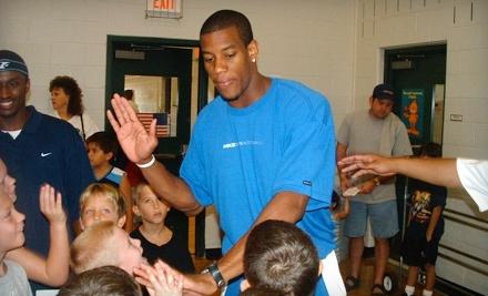 Antonio Daniels' 2011 Summer Basketball Camp - Antonio Daniels' 2011 Summer Basketball Camp in San Antonio