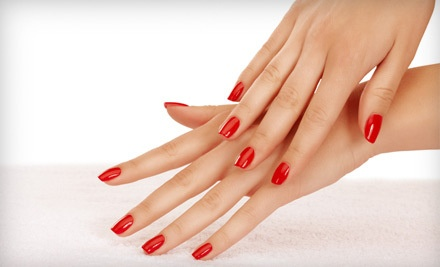 30-Minute Spa Manicure (a $25 value) - Encounters Salon and Day Spa in Overland Park