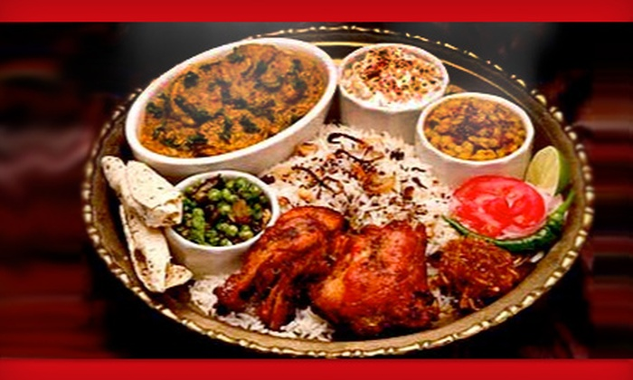 Indian Garden - West Rogers Park: $12 for $25 Worth of Indian Cuisine and Drinks at Indian Garden