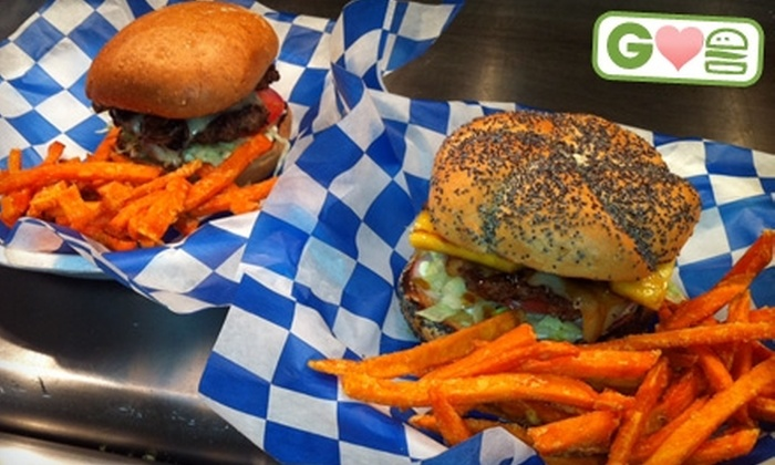 Malibu Shack Grill & Beach Bar - San Antonio: $6 for $12 Worth of California-Style Burgers and More at Malibu Shack Grill & Beach Bar in San Antonio