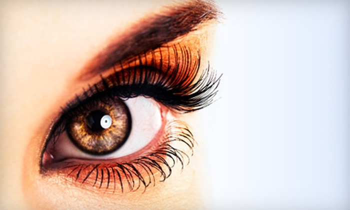 Beauty Gleam by Cristiany - Thousand Oaks: Semipermanent Mascara or Eyelash Extensions at Beauty Gleam by Cristiany in Thousand Oaks (Up to 55% Off)