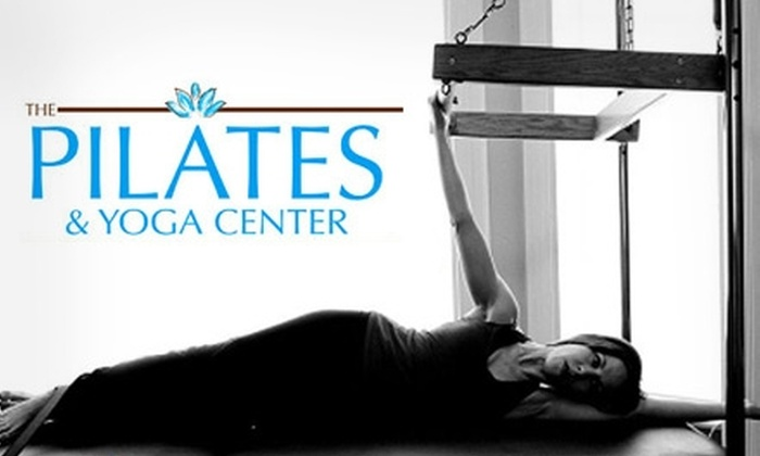 Pilates and Yoga Center of St. Louis - Hi-Pointe: $30 for a One-Hour Private Lesson at Pilates and Yoga Center of St. Louis (Up to $75 Value)