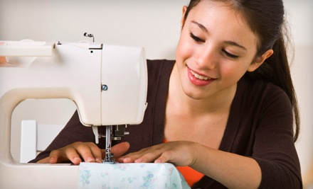 2 Hour Intro to Sewing Class and Supplies for 1 Tote Bag (a $30 value) - Sew Have Fun in Oshawa