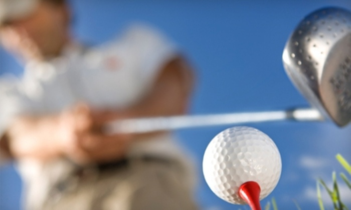 Whisper Creek Golf Club and Orchard Valley Golf Course - Multiple Locations: $72 for a Round of Golf with Cart Rental at Whisper Creek Golf Club and Orchard Valley Golf (Up to $144 Value)