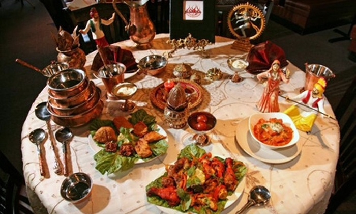 Bombay Grille - South Daytona: $15 for $30 Worth of Indian Cuisine at Bombay Grille