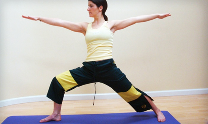 Absolute Yoga - Woodbury: $69 for 10 Classes at Absolute Yoga in Woodbury ($170 Value)