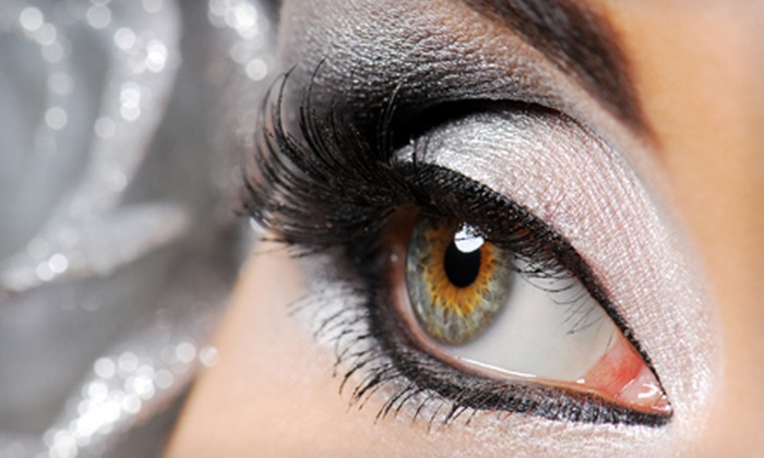 Brenda Castillo at Courtyards Salon - Round Rock: Extensions Fill or Full Set of Eyelash Extensions from Brenda Castillo at Courtyards Salon in Round Rock