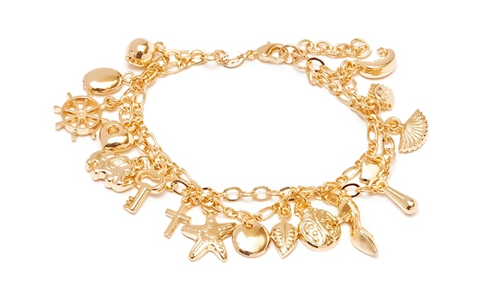 Good Luck Charm Bracelet Groupon Goods