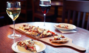 The Bean Coffee & Wine Cafe: Appetizers and Drinks for Two or Four or Coffee or Wine at The Bean Coffee & Wine Cafe (Up to 54% Off)